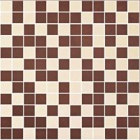 Style Mosaico Beige-Cacao